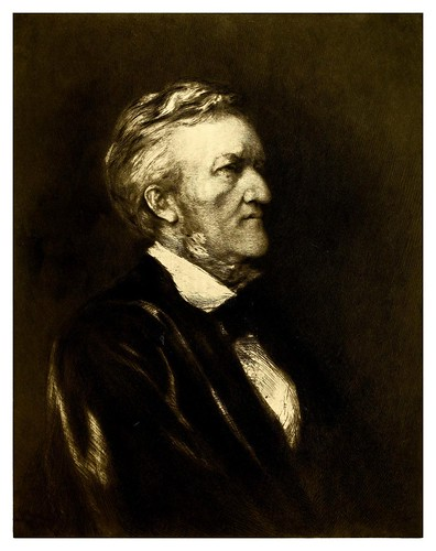 032-Richard Wagner-The music of the modern world illustrated in the lives and works…Vol 1-1895
