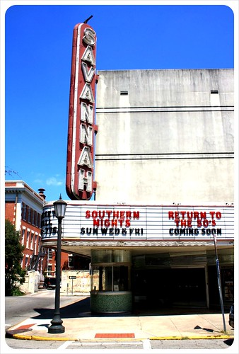 savannah theater