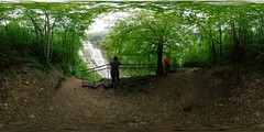 Hérisson waterfalls: The range