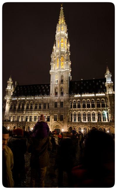 Hotel-de-Ville-Brussels-Belgium