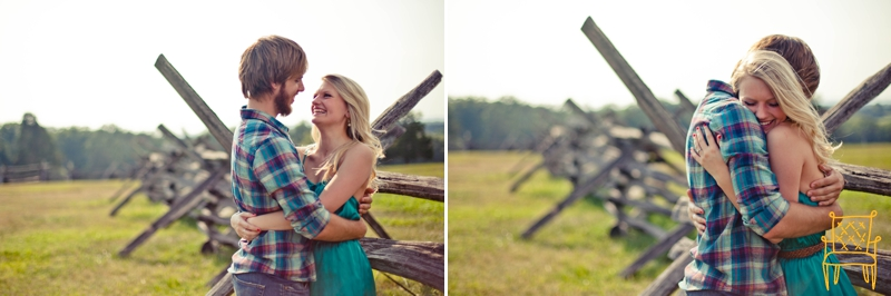 colorful outdoor engagement session manassas va_033