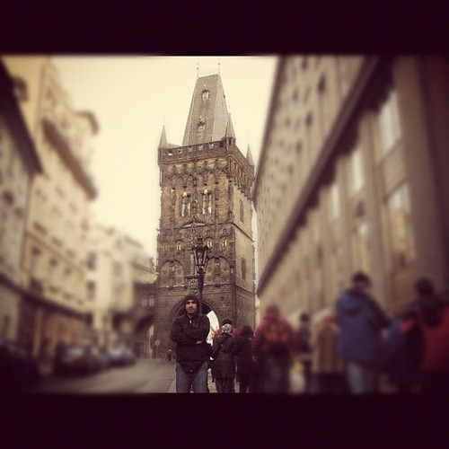Prague , Czech republic. / OldTown. by BaQeR_TeaM
