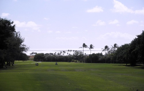 Hawaii Kai Golf Course 168b