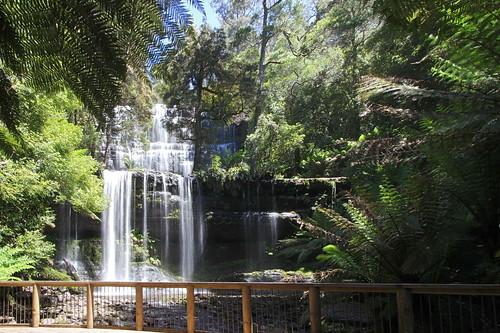 150  Tas 2011 Russell Falls, Mount Field Nat Park