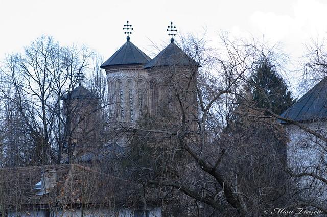 Manastirea Vlag Tepes