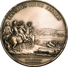 George Washington Before Boston Medal