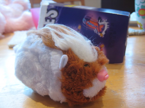 make a Zhu Zhu pet car