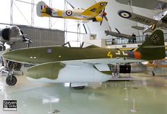 112372 - VK893 - 112372 - Luftwaffe - Messerschmitt Me.262A-2a - 080203 - RAF Museum Hendon - Steven Gray - IMG_7073