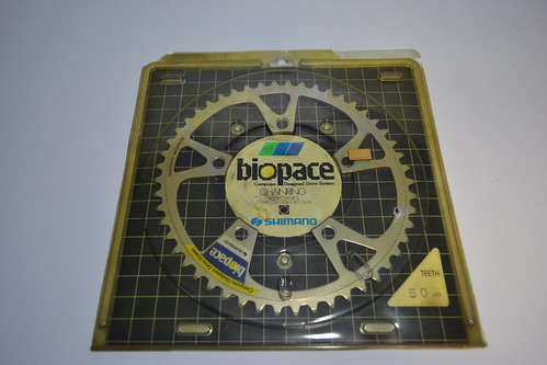 SHIMANO BIOPACE CHAINRING  50T