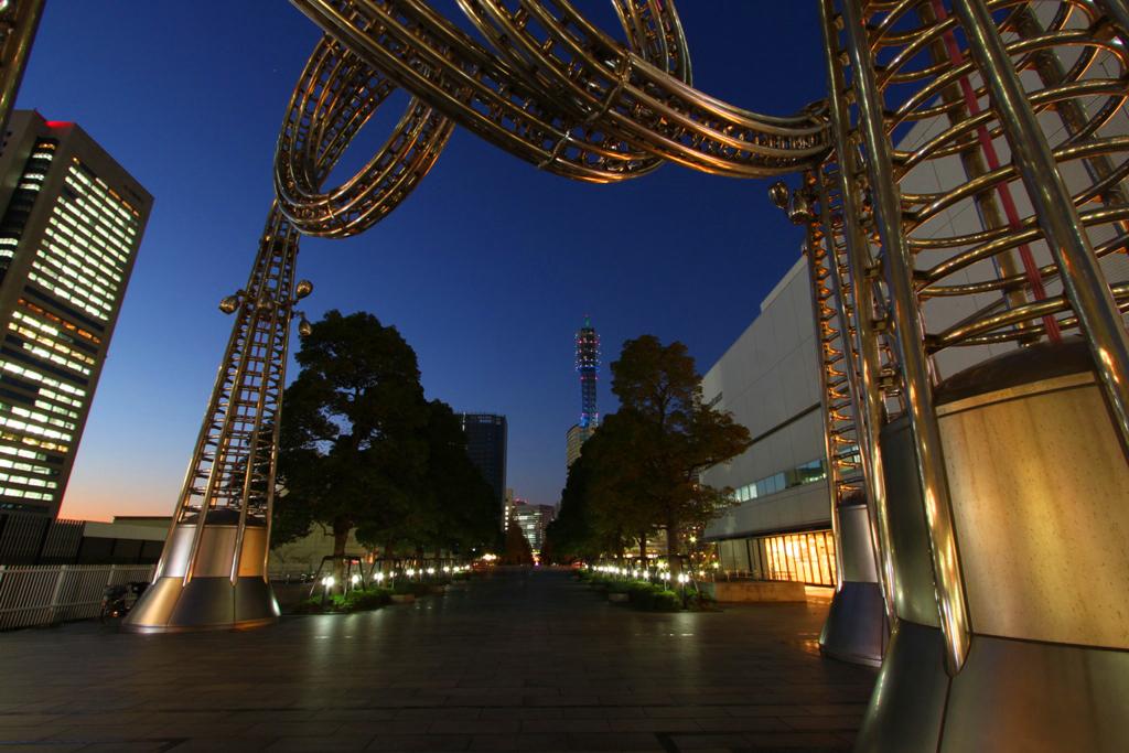 Yokohama Night Photo (2)