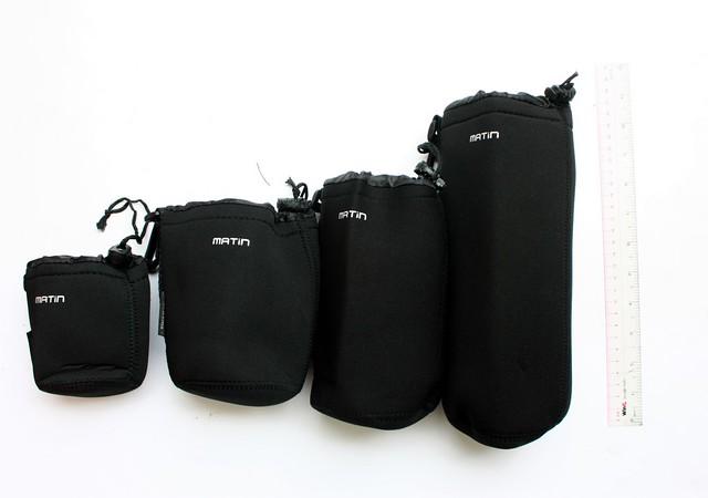 Phụ kiện DSLR: túi đựng filter, đựng lens, cap trước sau, tripod mini, bút lau lens! - 32