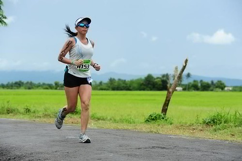 Camsur Ironman 70.3: Relay Run