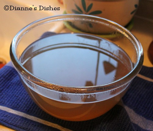 Make Your Own Ginger Ale: Ginger Syrup Ready For Jars