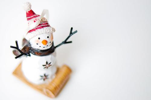 無料写真素材, 物・モノ, 玩具・おもちゃ, 人形・ドール, 雪だるま