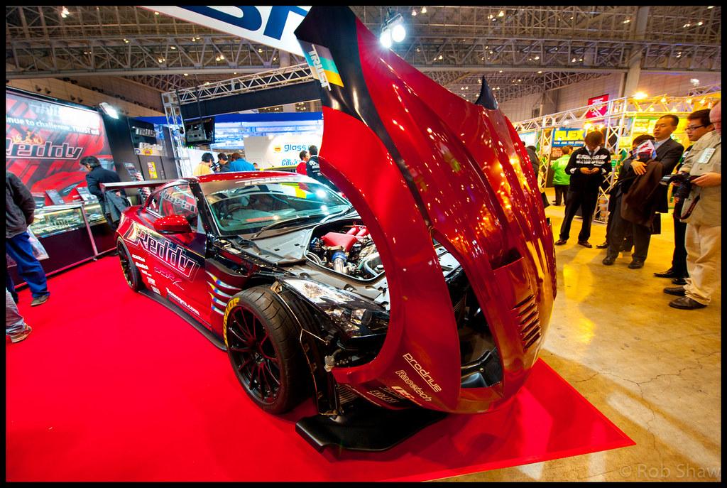 Tokyo Auto Salon Vehicles-008