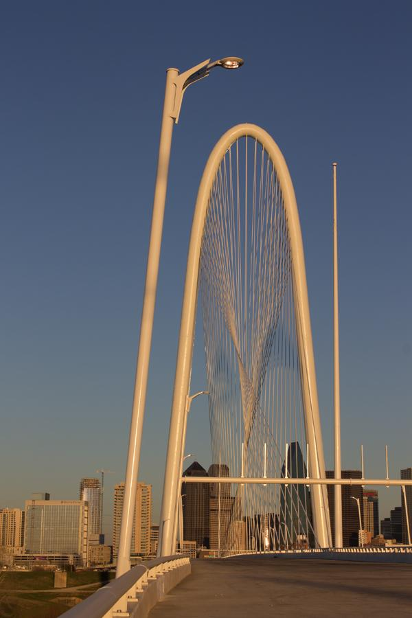 Calatrava Bridge South West