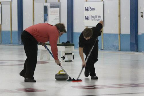 Caleb curling 4 - tiege bonspiel
