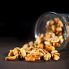 Fennel and honey peanuts