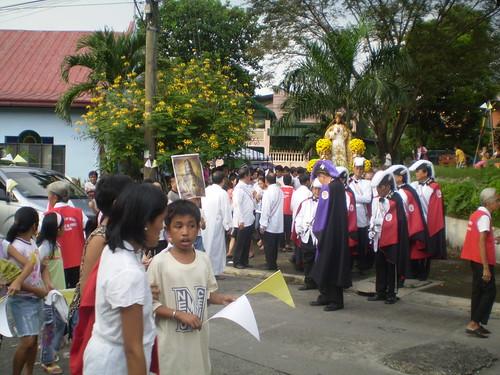 Procession start (3)