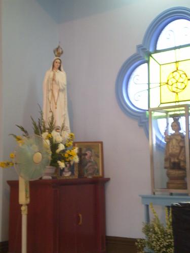 The Chapel's Patron Image