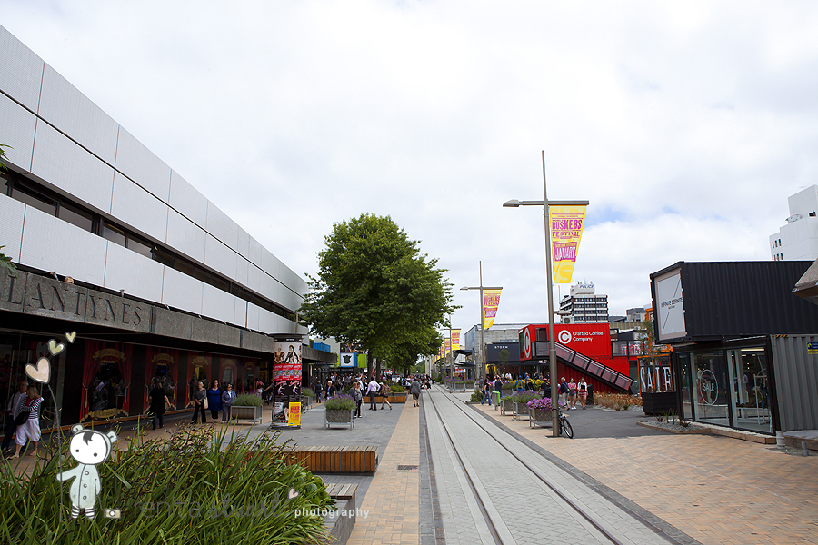 Cashel Container Mall - Christchurch