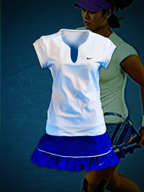 Na Li Nike outfit