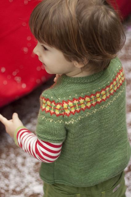 Navidad, Navidad, dulce Navidad... (2 años, 3 meses y 11 días)
