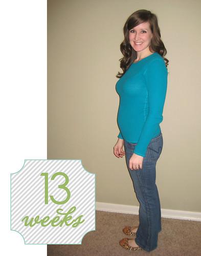 13 weeks-1