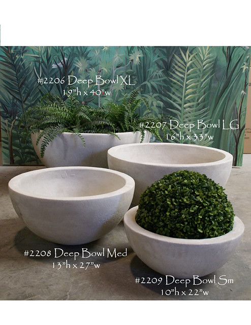 Bowls Alfresco Decor | Flickr - Photo Sharing!