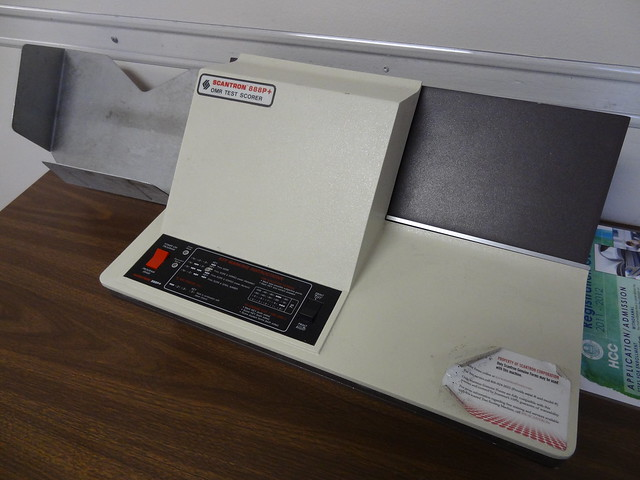 scantron machine