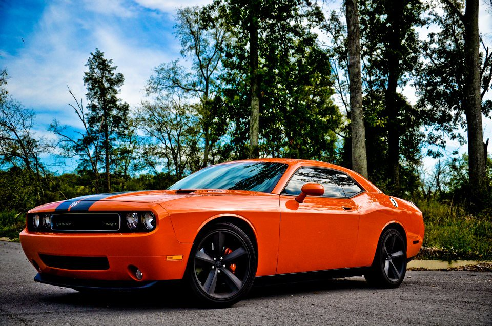 Must Sell 2008 Challenger Srt8 Cpo Warranty 33k Miles