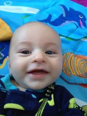 Gavin is Smiling :)