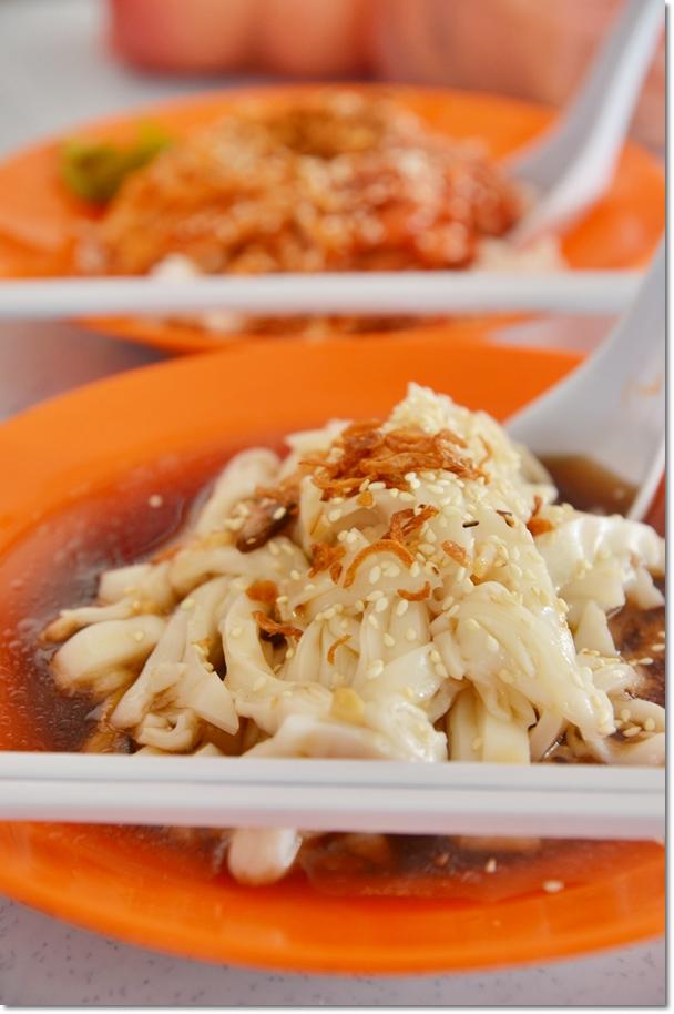Ipoh Chee Cheong Fun Mushroom Gravy