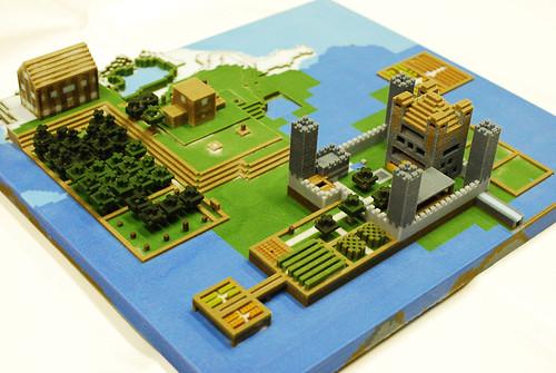 Minecraft 123d Blog