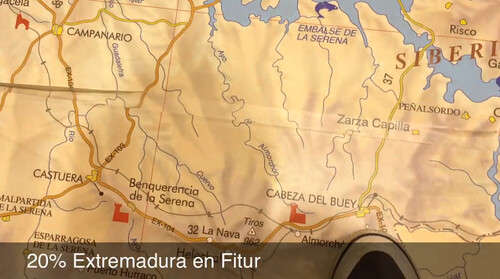 20% Extremadura en Fitur