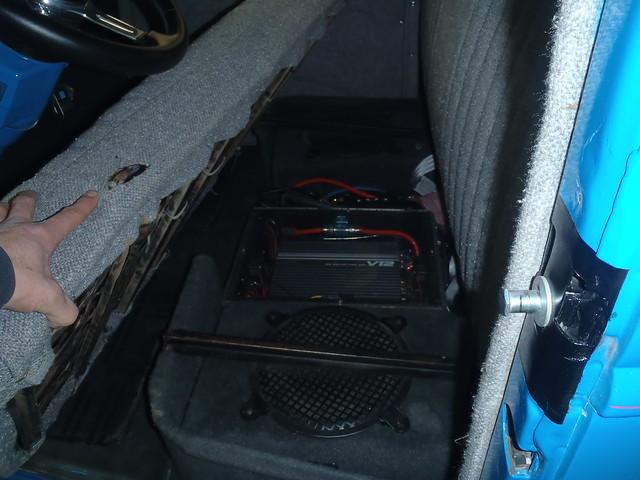 Mini Cooper Black Matte Wocvage Gatebil King Kerosin G55 2012