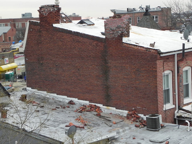 August 2011 Earthquake Damage