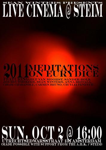 Poster_2011MeditationsOnEurydice