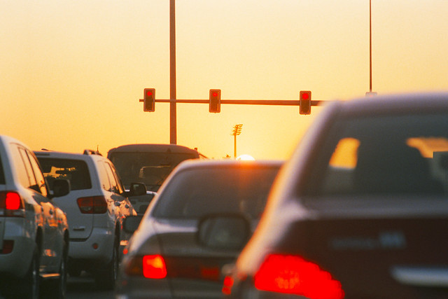 Sundown Traffic Doha