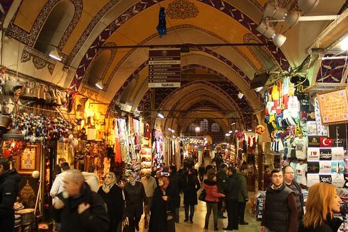 Kapalıçarşı / Gran Bazaar - İstanbul, Türkiye