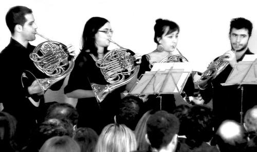 Cuarteto trompas Corleón
