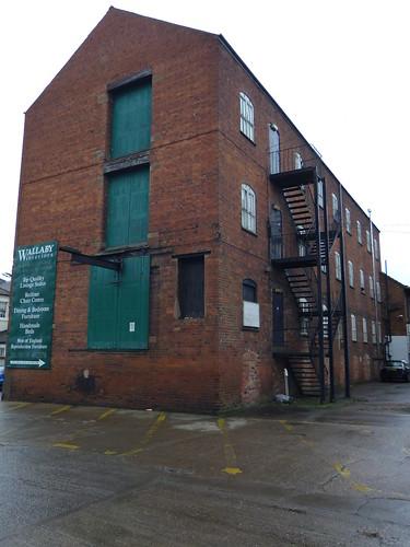 Emscote Mills, Wharf Street, Warwick