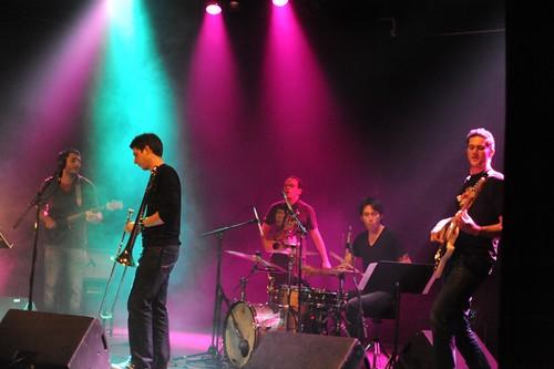 Kami Quintet @Espace Julien By McYavell - 120121 (32)