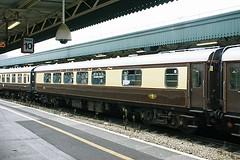 BR Mk.I Pullman coaches