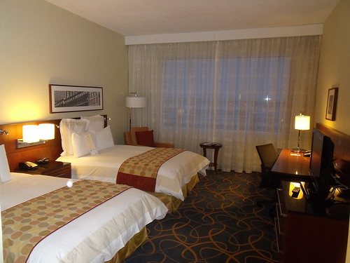 Montreal Airport Marriott Hotel (Montreal, QC)