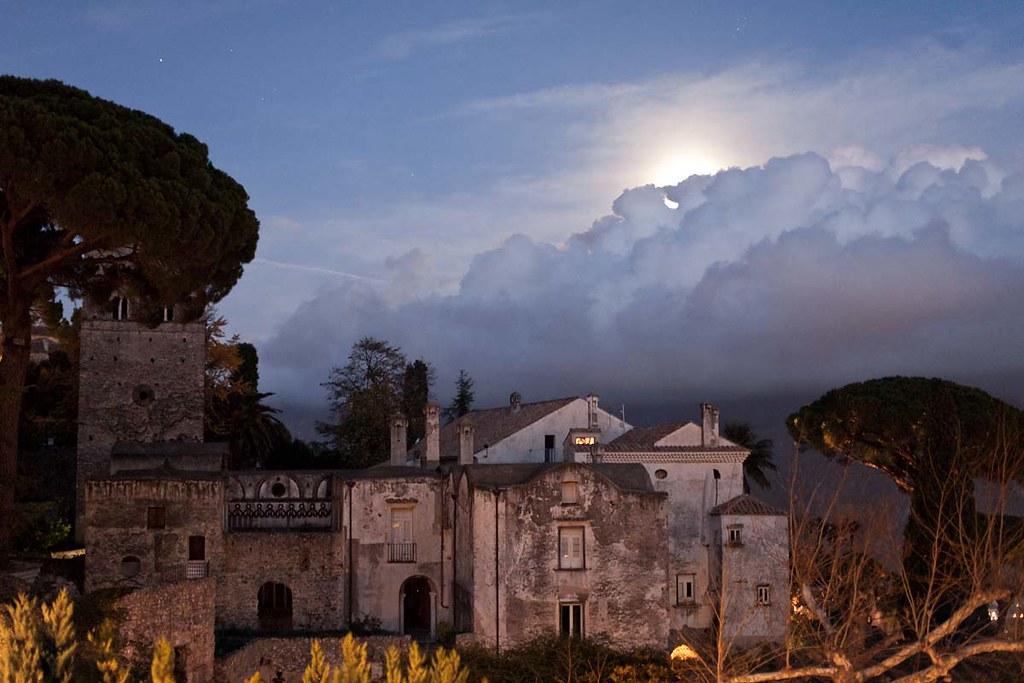 Rufolo House by Night