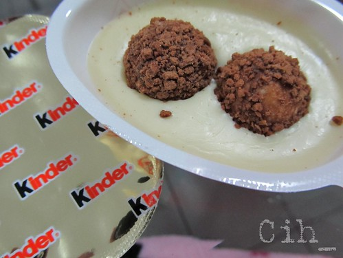 Inside Kinder Joy