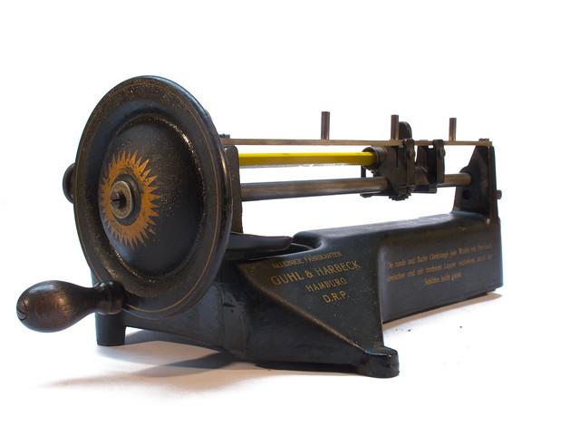 """Bleistift-Schärfmaschine """"Jupiter"""" 1"""