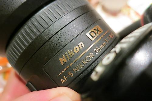 AF-S Nikkor 35mm