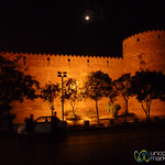 Shiraz Citadel at Night - Iran